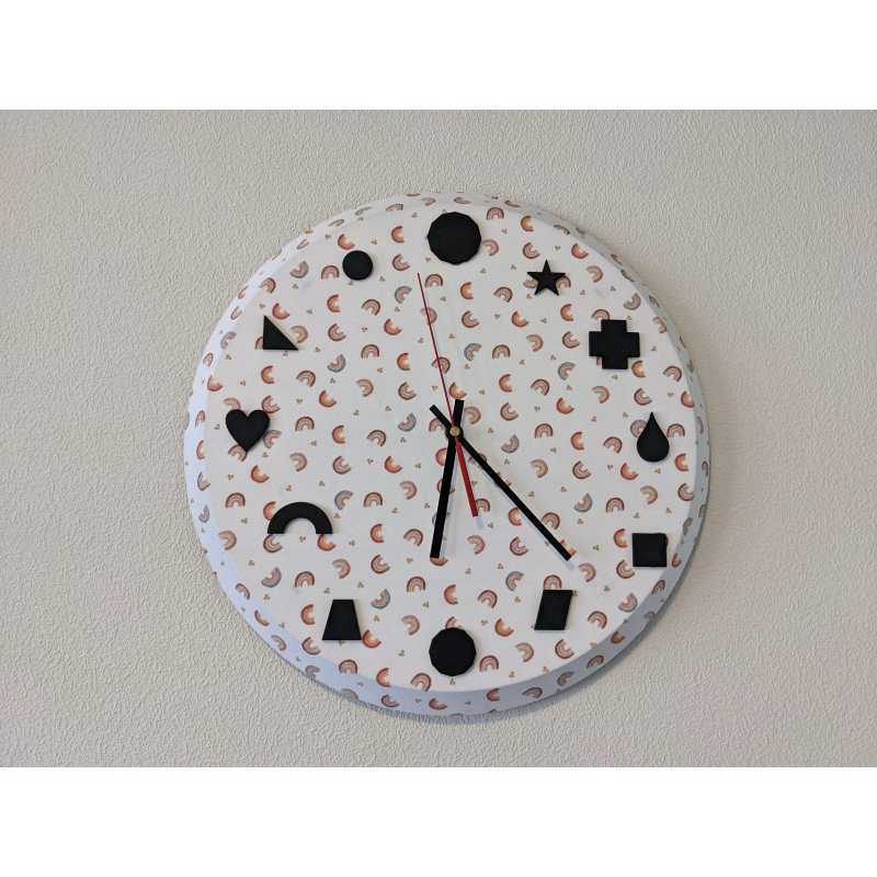 Cotton Clock 51-2021
