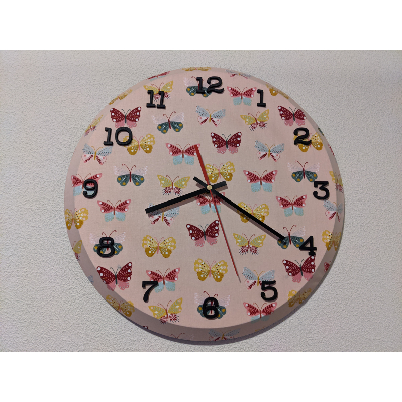 Cotton Clock 52-2021